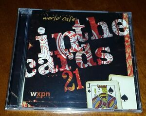 NEW 18 Various Artists - Live At the World Cafe, Vol. 21: In the cards CD WXPN