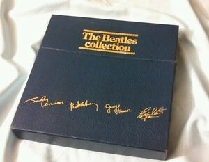 The-Beatles-Collection-Blue-Box-Set-BC-13-MINT-CONDITION-12-Albums-Lot-UK