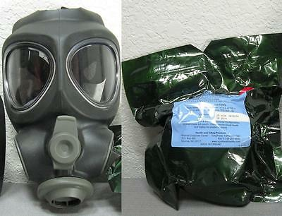 Scott M95 Respirator Gas Mask Swat Military Police Prepper Unused Filter Adult
