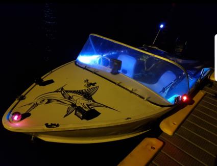 4m aluminum boat & 25hp mercury *cheap*