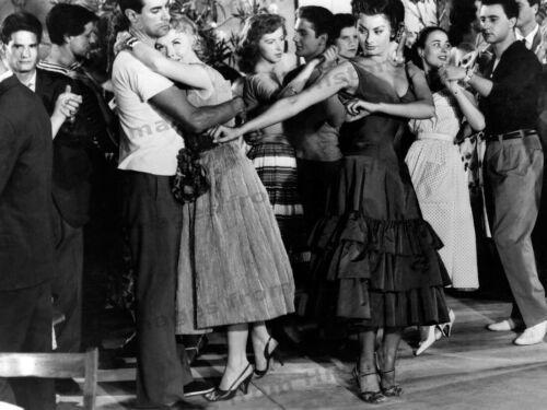 8x10 Print Sophia Loren Scandal in Sorrento 1955 #AF037