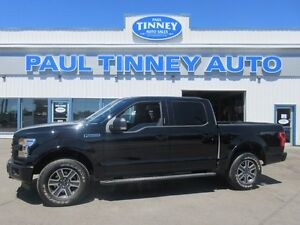 2016 Ford F-150 Sport SuperCrew 5.5-ft. Bed 4WD