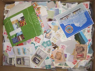 9 KG Briefmarken Stamps Missionsware Deutschland und die Welt (11)
