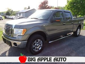 2011 Ford F-150 XLT/XTR SuperCrew 6.5-ft. Bed 4WD
