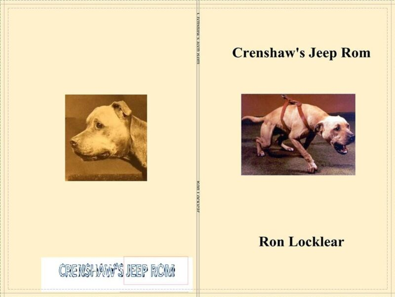 Crenshaw's Jeep R.O.M. American Pit Bull Terrier Book