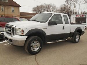 2005 Ford F-250 SD XLT SuperCab 4x4