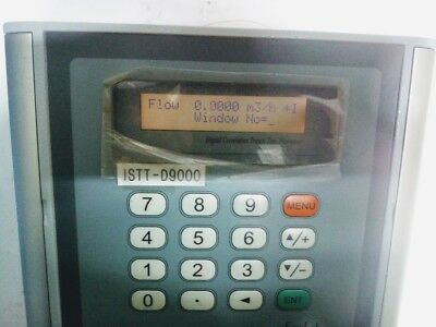 Ultrasonic Flowmeter Sitelab Istt-d9000 Ver 1.71 Digital Correlation Transit