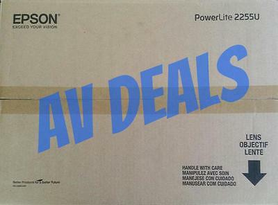 Epson Powerlite 2255U Wireless Full Hd Wuxga 3Lcd Projector  V11h815020