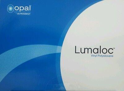 Lumaloc Vinyl Polysiloxane Indirect Bonding Opal Orthodontics Dental Ultradent