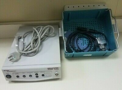 Stryker 988 Camera System With Console Head Coupler In Exc Working Condition
