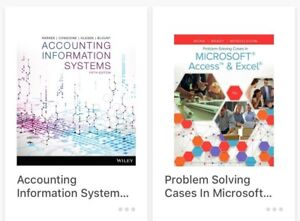 Accounting information systems and problem solving