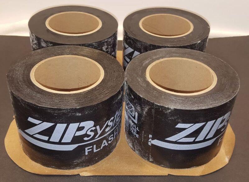 Twelve  (12) rolls of Zip System Seam Sealing - Flashing Tape Best Tape $$$$$$$