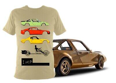 Hillman Imp - Clan Crusader, Ginetta G15, Davrian Classic Car T Shirt