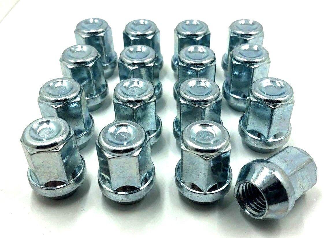 20 x alliage écrous de roue M12 x 1.5 19mm hex pour FORD Cortina