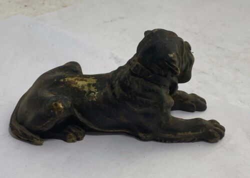 Old Brass Bullmastiff