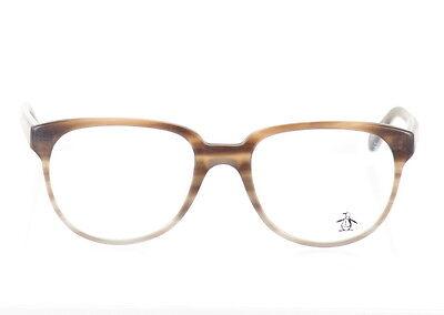 New Original Penguin Eyewear Frame The Collison Cinder Matter Retro Round (Original Eyewear)