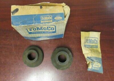 1968-73 NOS Mustang & Cougar Front Strut Rod Bushing Kit 73 Strut Rod