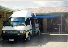 Toyota Hiace High Top 1998 Campervan. Bribie Island. 4507 Caboolture Area Preview