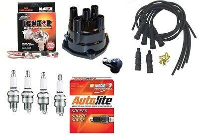John Deere 1010 2010 Electronic Ignition Kit For 12v Neg Grd Delco Screw-held