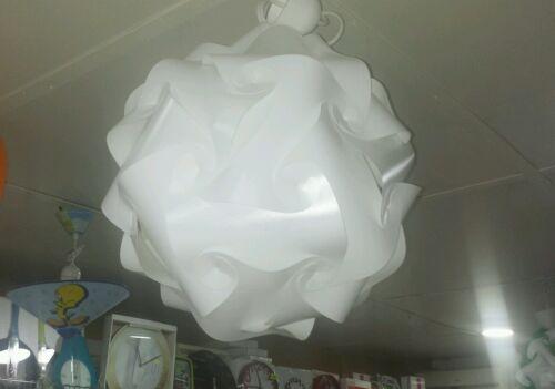 LAMPADARIO IN PLASTICA DIAMETRO 40 BAMBINI UFFICIO FANTASIA CAMERA PER RAGAZZI