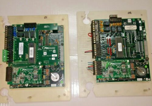 Lot of 2 Keri PLX 250 Tiger SB-593 Expansion Access Control Board -Free Shipping