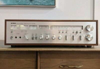 YAMAHA CR-1020 Natural Sound Stereo Receiver Vintage - Tested