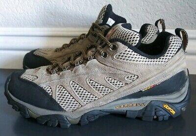 Merrell Moab Ventilator Walnut mens hiking shoe sz 8.5 - Mens Moab Ventilator Hiking Shoe