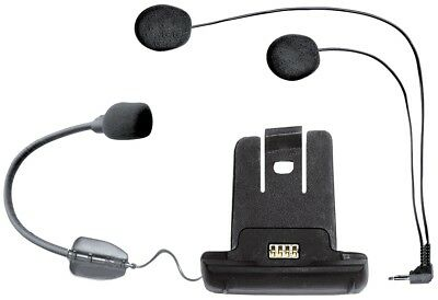 Cardo Ersatz Audiokit passend f Scala Rider Q3 Q1 QZ Motorrad Helm Sprechanlage Bluetooth Helm Kit