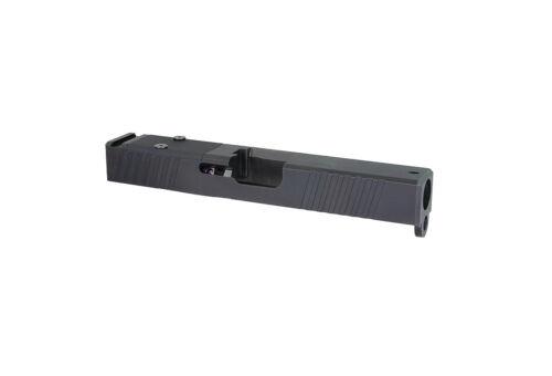 KMT Slide for Glock 17 PF940v2 Slide w/ Serrations G17 Gen 3 w/ RMR Cutout DLC