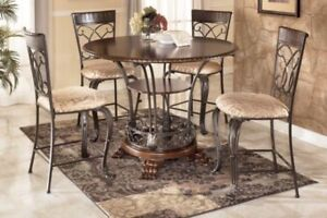 Ashley Counter Height Dining Set