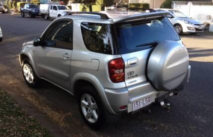 2004 Toyota RAV4 with Navigation Nundah Brisbane North East Preview
