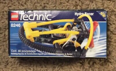 New in Box LEGO -- Technic: Hydro Racer 8246, Rare Vintage, Box In Great Shape
