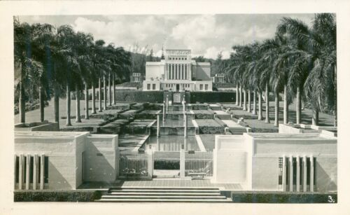 1940 Mormon Temple at Laie,  Hawaii photo