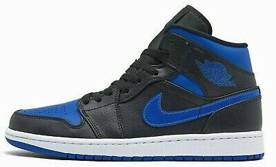 Air Jordan 1 Royal Blue Mid Retro 554724-068
