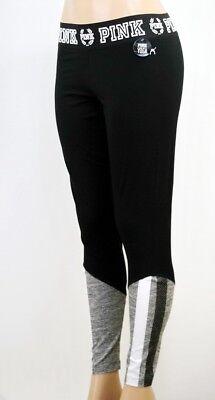 Nwt Victorias Secret Pink Graphic Yoga Legging Small Yy274