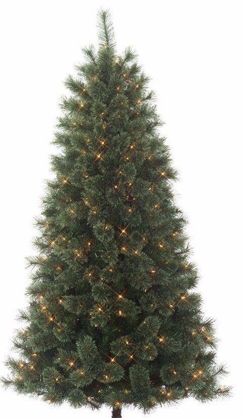 ... Christmas Tree UPC 030539031978 product image for Donner & Blitzen 6.5'  350 Pre Lit Westchester Slim Cashmere - UPC 030539031978 - 6.5ft Westchester Slim Cashmere Pine Pre-lit