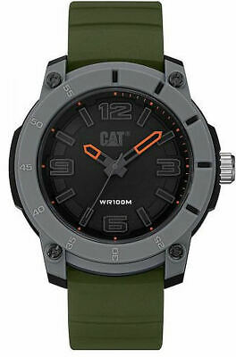 Men's CAT Caterpillar Analog military Style 45mm Watch LG14023124