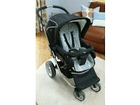 Emmaljunga pushchair buggy