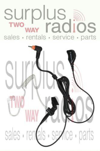 Motorola PMLN7157A 2-Wire Surveillance Kit Earpiece for MOTOTRBO SL300 radios