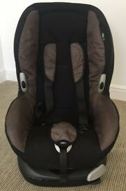 Maxi Cosi Group 1 car seat with 5 recline positions