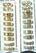 Wholesale Lot Toe Rings