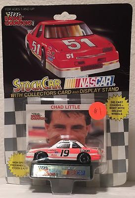 1992 Racing Champions  1 64Th   19  Chad Little  Tyson Foods   New In Pack