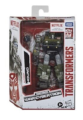 Transformers Generations War for Cybertron Series-Inspired Autobot Hound