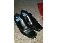 Mens Black Smart Shoes by Next - UK 8 (EU 42)