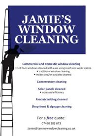 --- Jamie's Window Cleaning --- Conservatory Cleaning