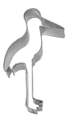 Ausstecher Ausstechform Storch 8 cm (Baby Hochzeit) A2