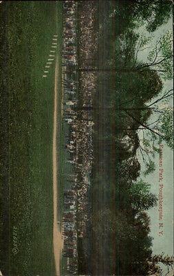 Eastman Park - Poughkeepsie NY Eastman Park c1910 Postcard