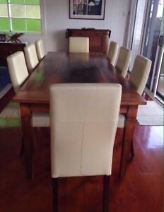 8 Dining chairs, MUST GO THIS WEEKEND Alderley Brisbane North West Preview