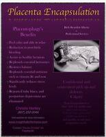 Placenta Encapsulation Calgary