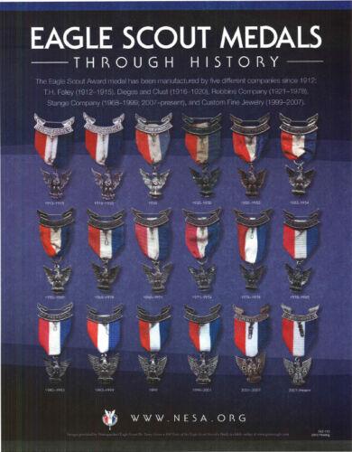Eagle Scout Medal Poster